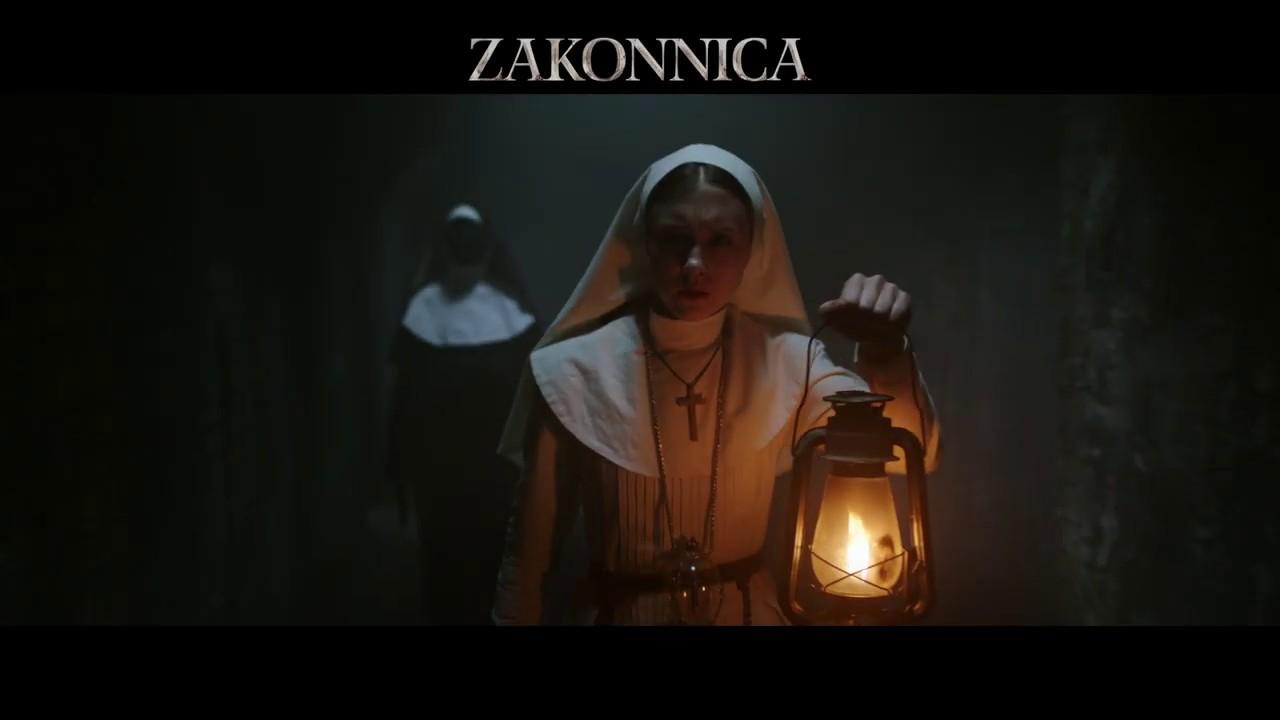 Zakonnica Film Horror - Zakonnica, Plakat