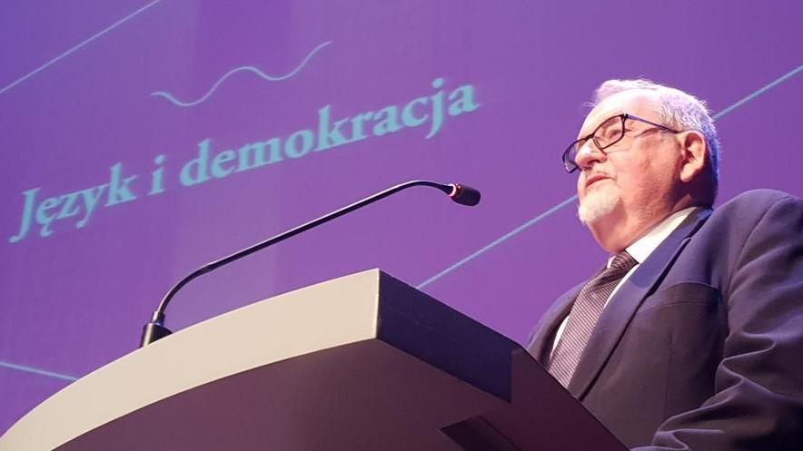 debata język polski ck zamek - Michał Jędrkowiak