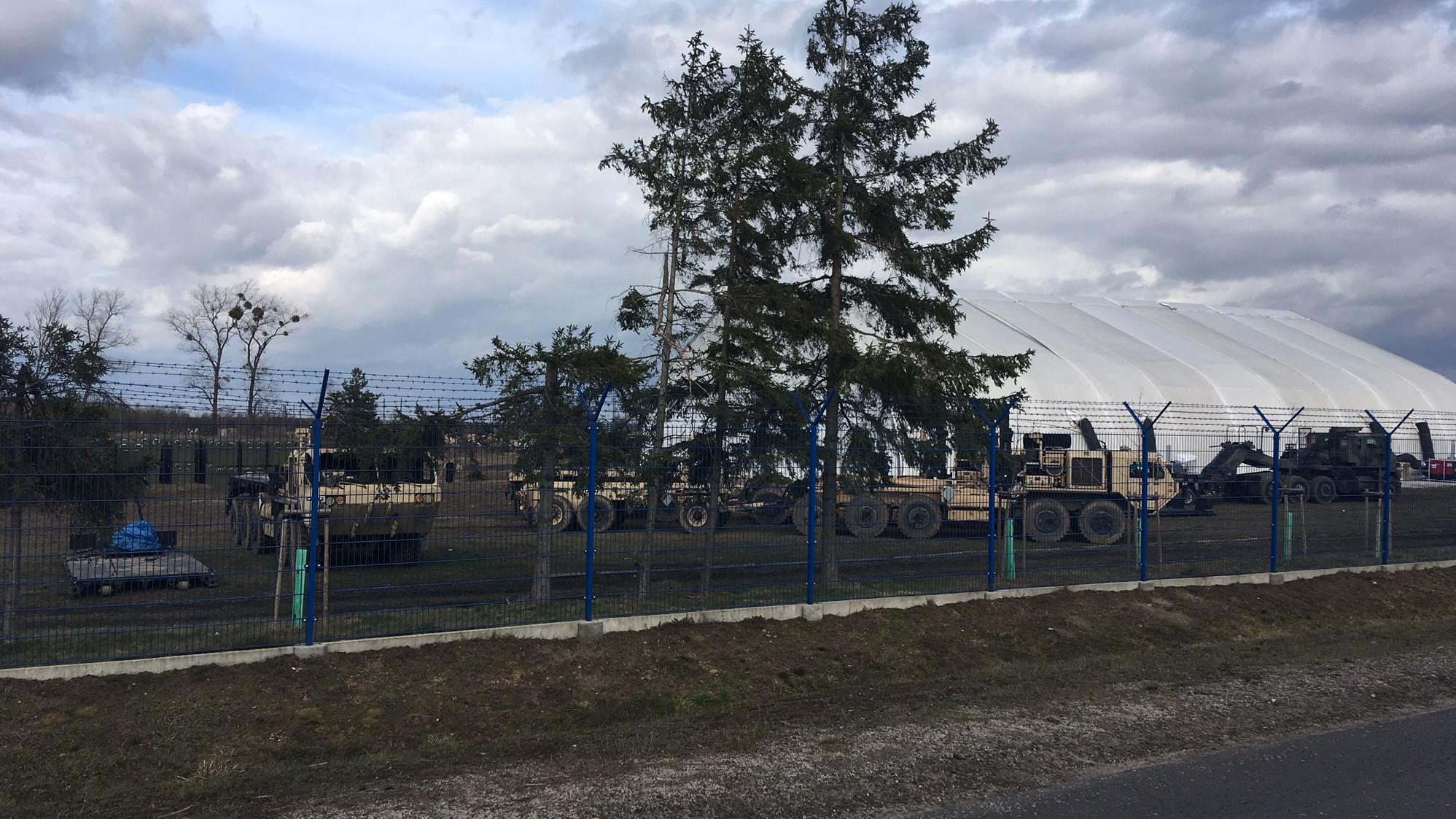 spotkanie samorządowców powidz US Army - Rafał Muniak