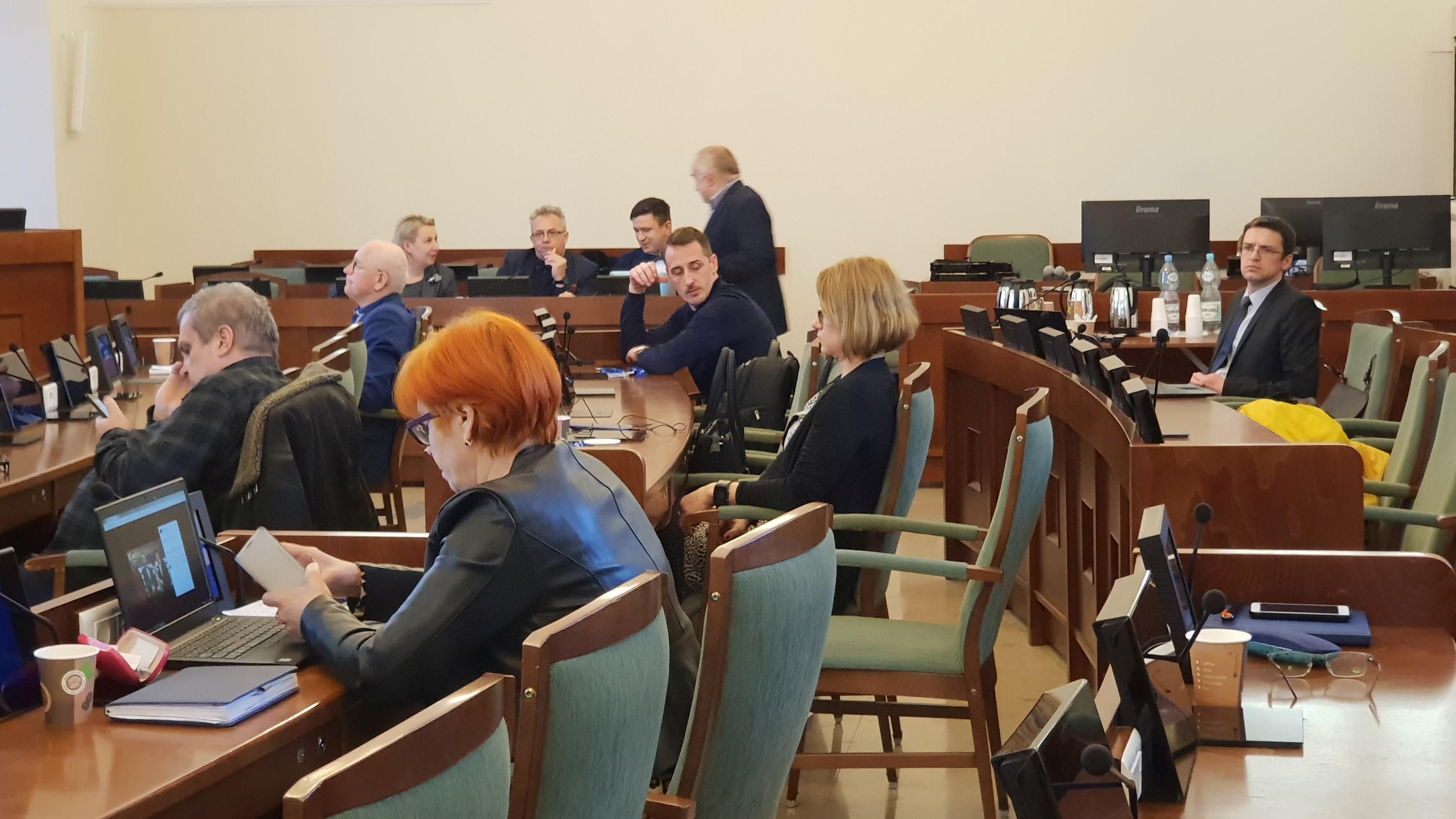 debata radnych poznań zajęcia antydykryminacyjne - Michał Jędrkowiak