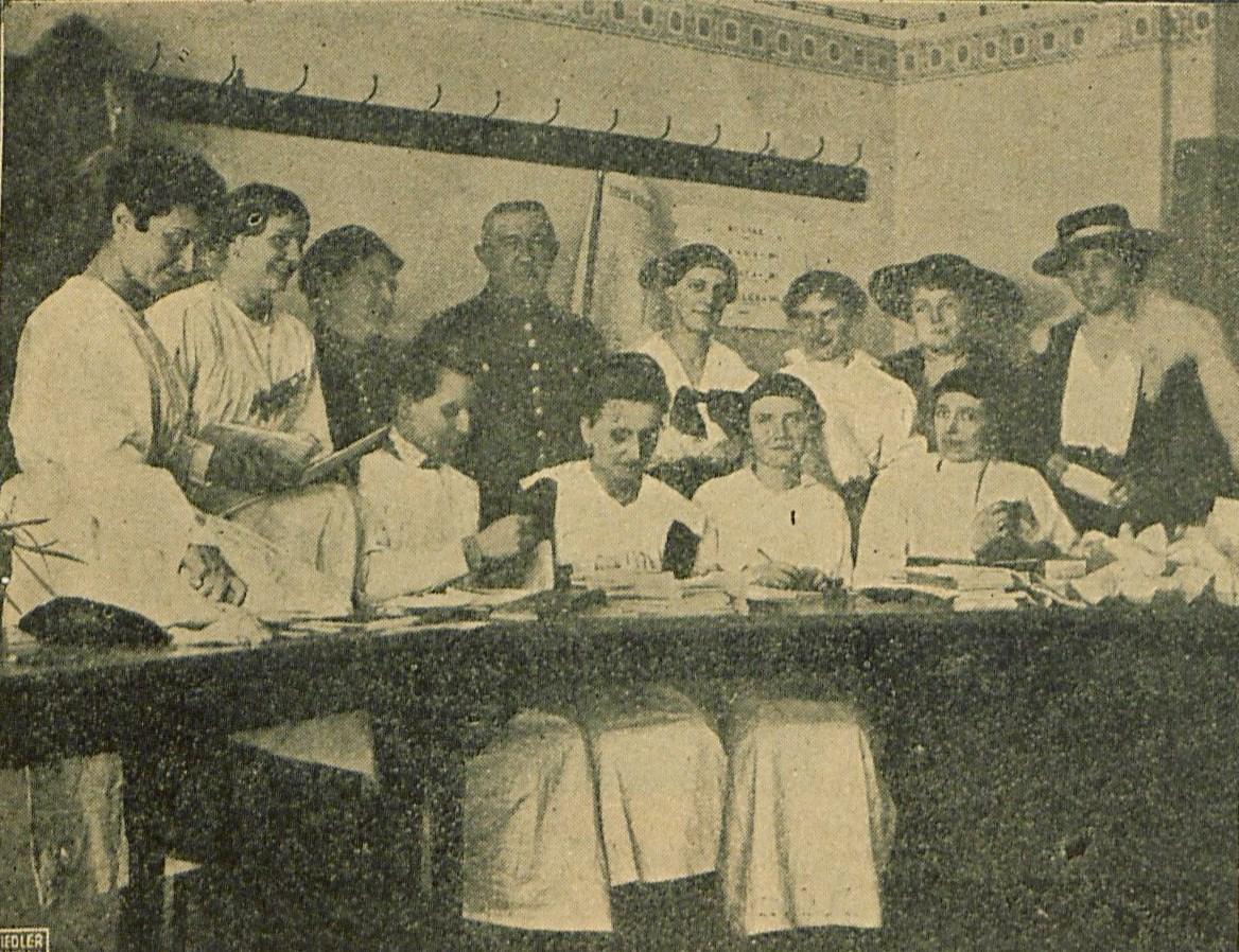 kobiety powstanie wielkopolski - FB: Muzeum Powstania Wielkopolskiego 1918 - 1919, oddział WMN