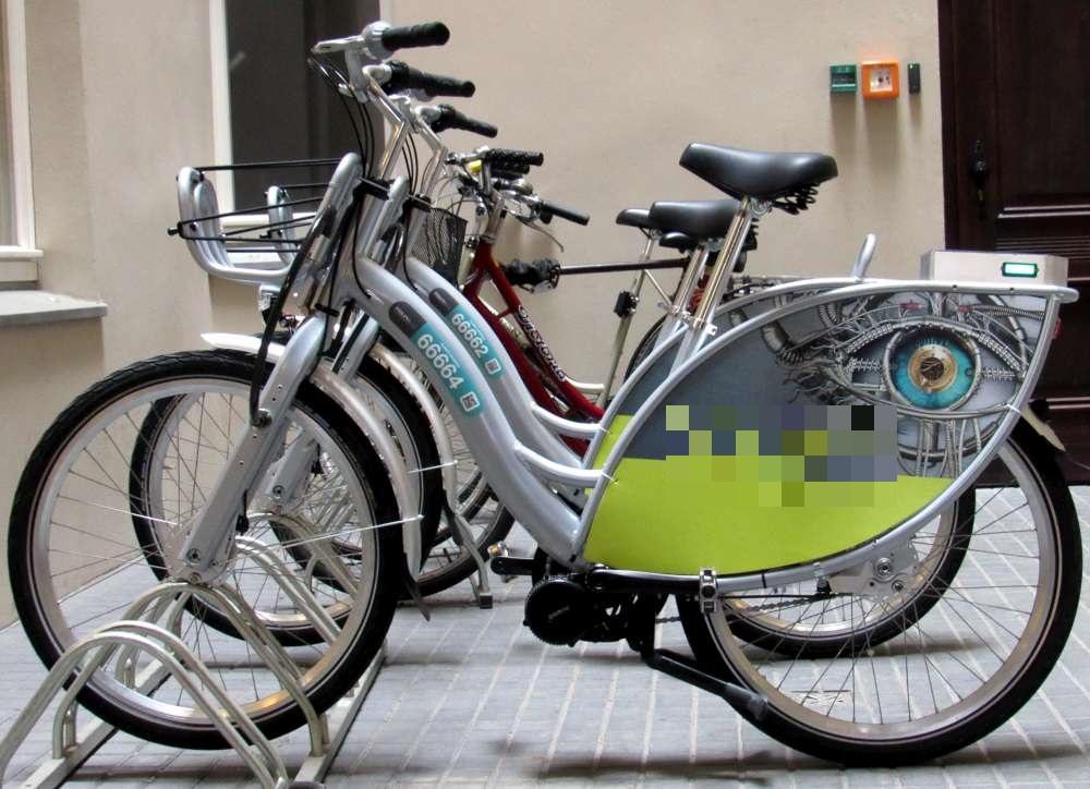 rowery 4 generacji poznań - ZTM Poznań