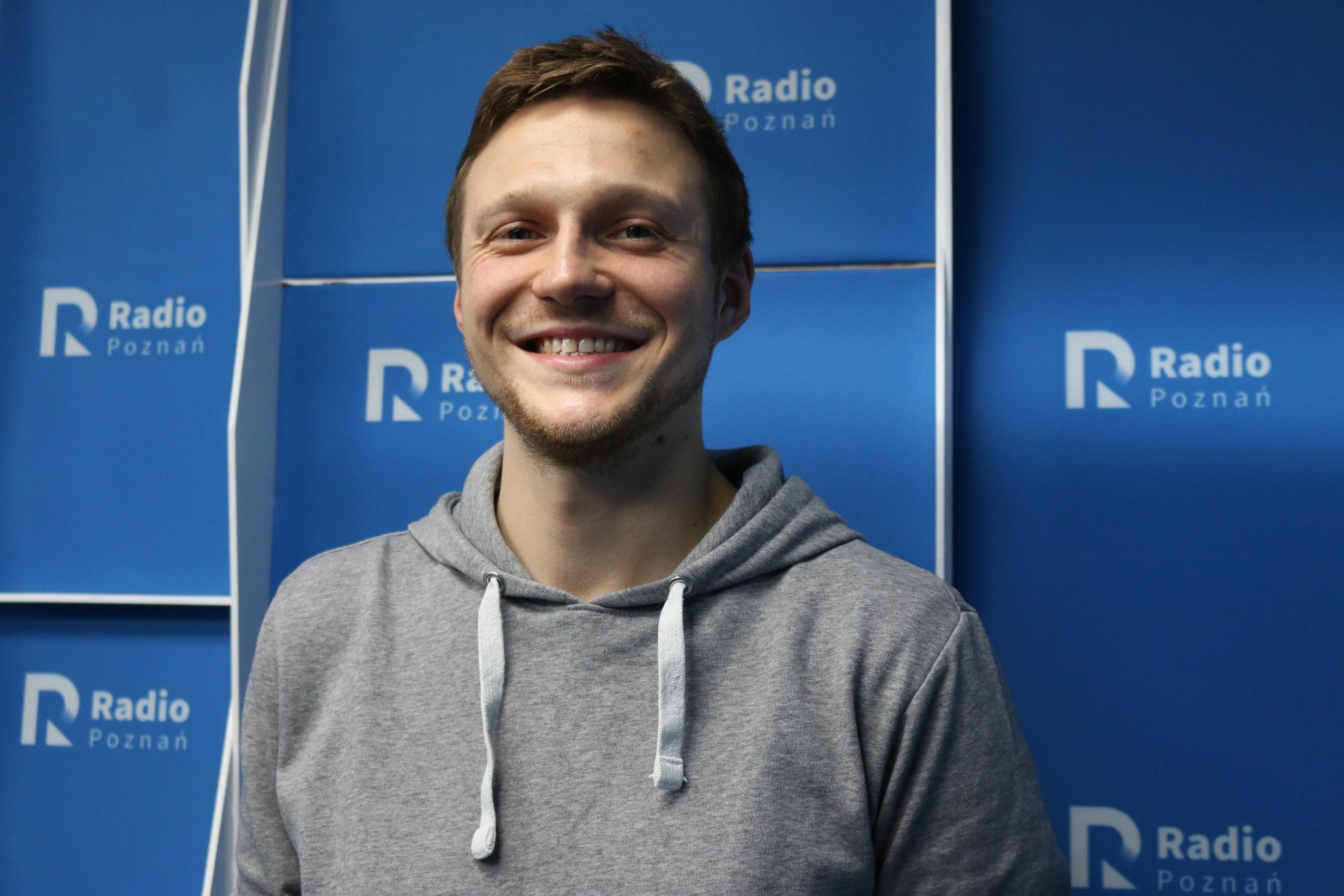 Łukasz Gajdek - Radio Poznań