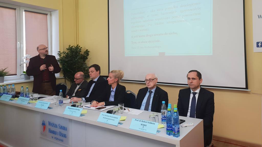 debata patriotyzm gospodarczy - Michał Jędrkowiak