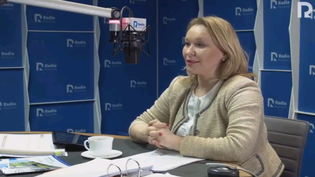 andżelika możdżanowska - Radio Poznań