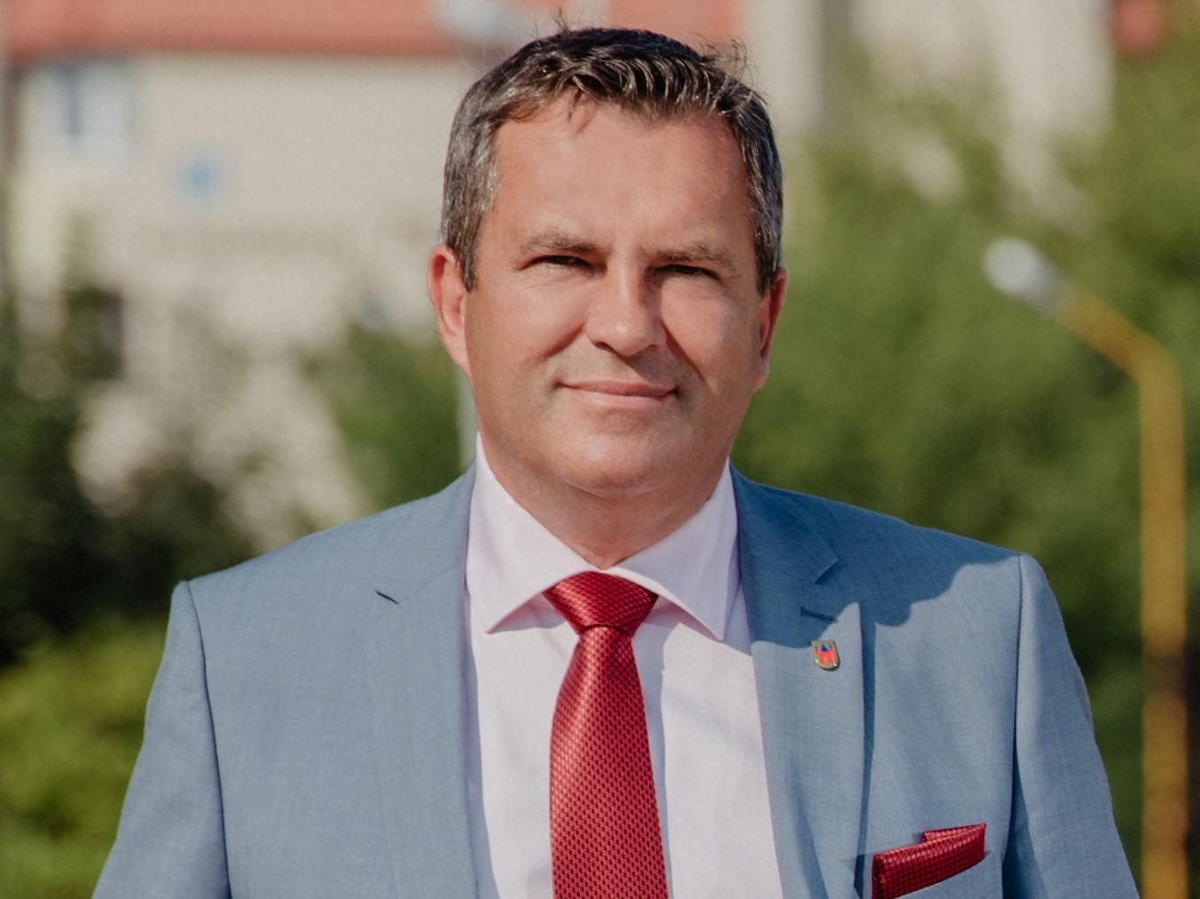 adam pawlicki burmistrz jarocina - jarocin.pl