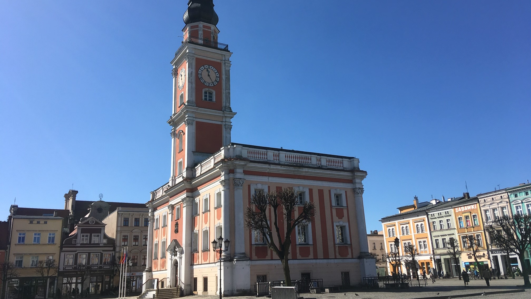 Leszno ratusz  - Jacek Marciniak