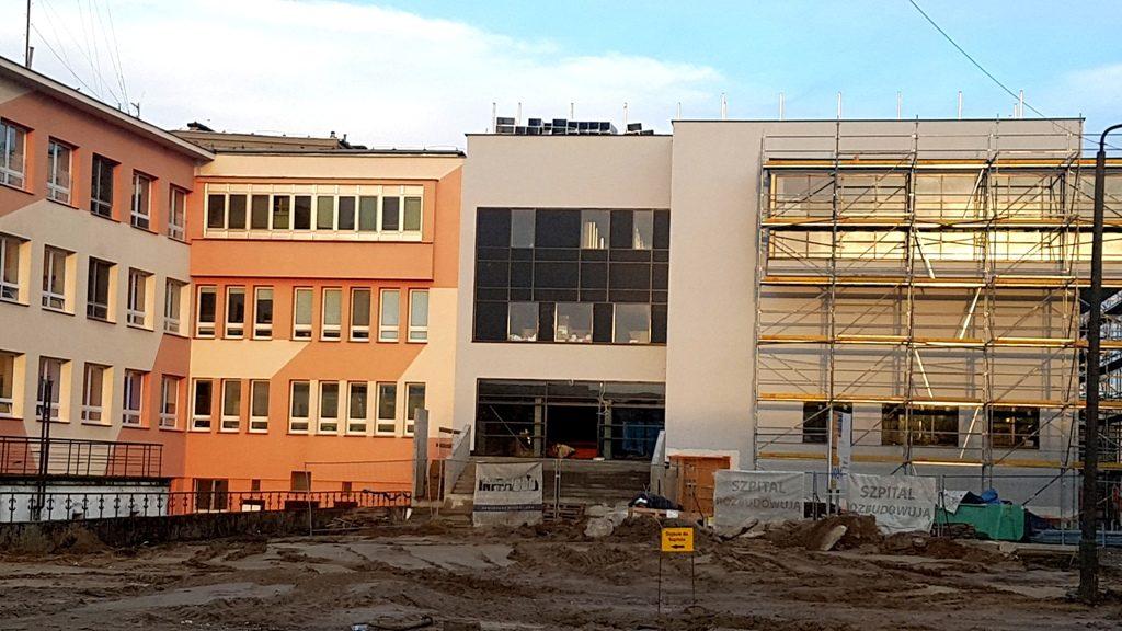 szpital powiatowy słupca rozbudowa  - www.powiat-slupca.pl