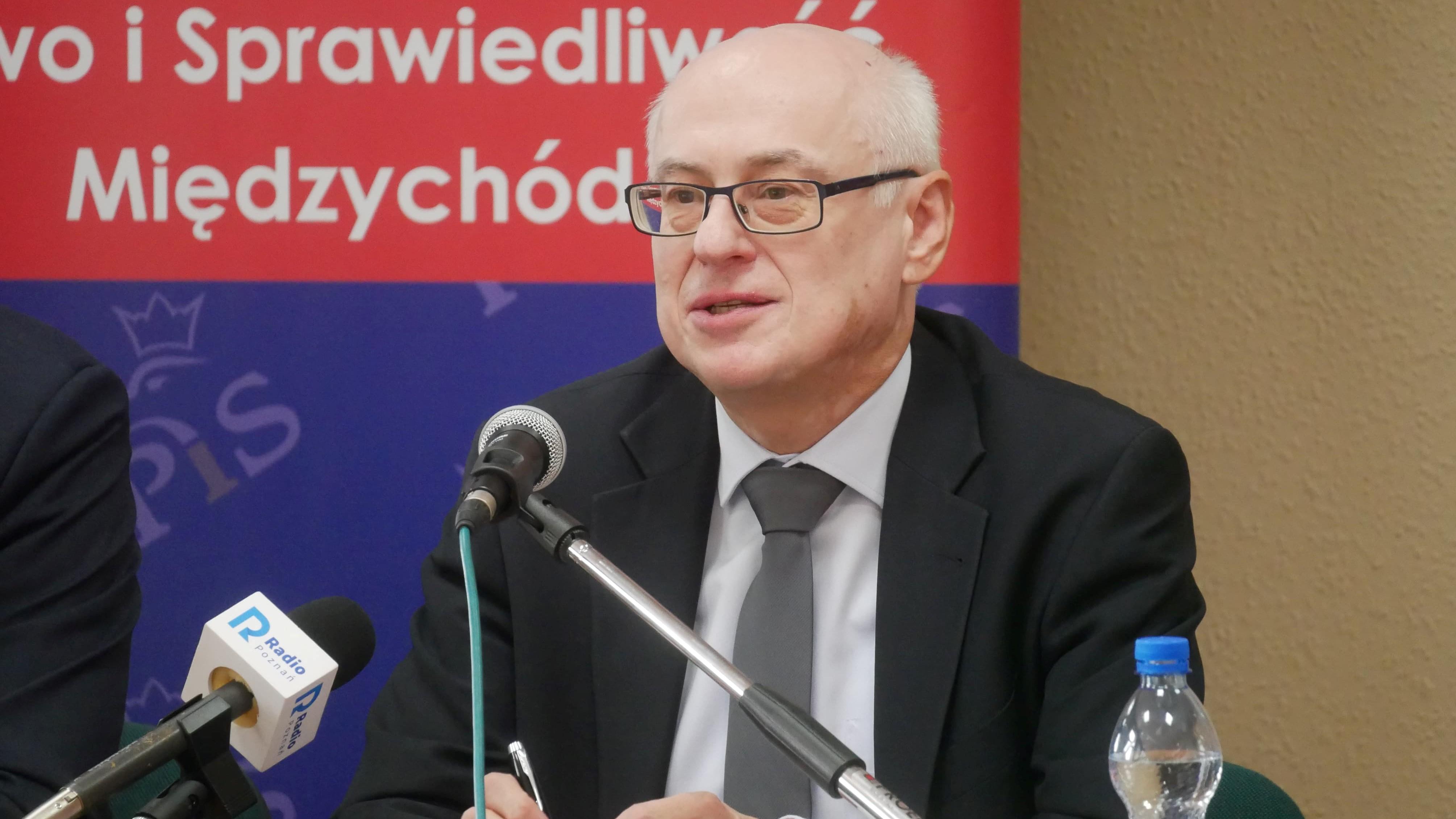 Zdzisław krasnodębski w międzychodzie - Kacper Witt