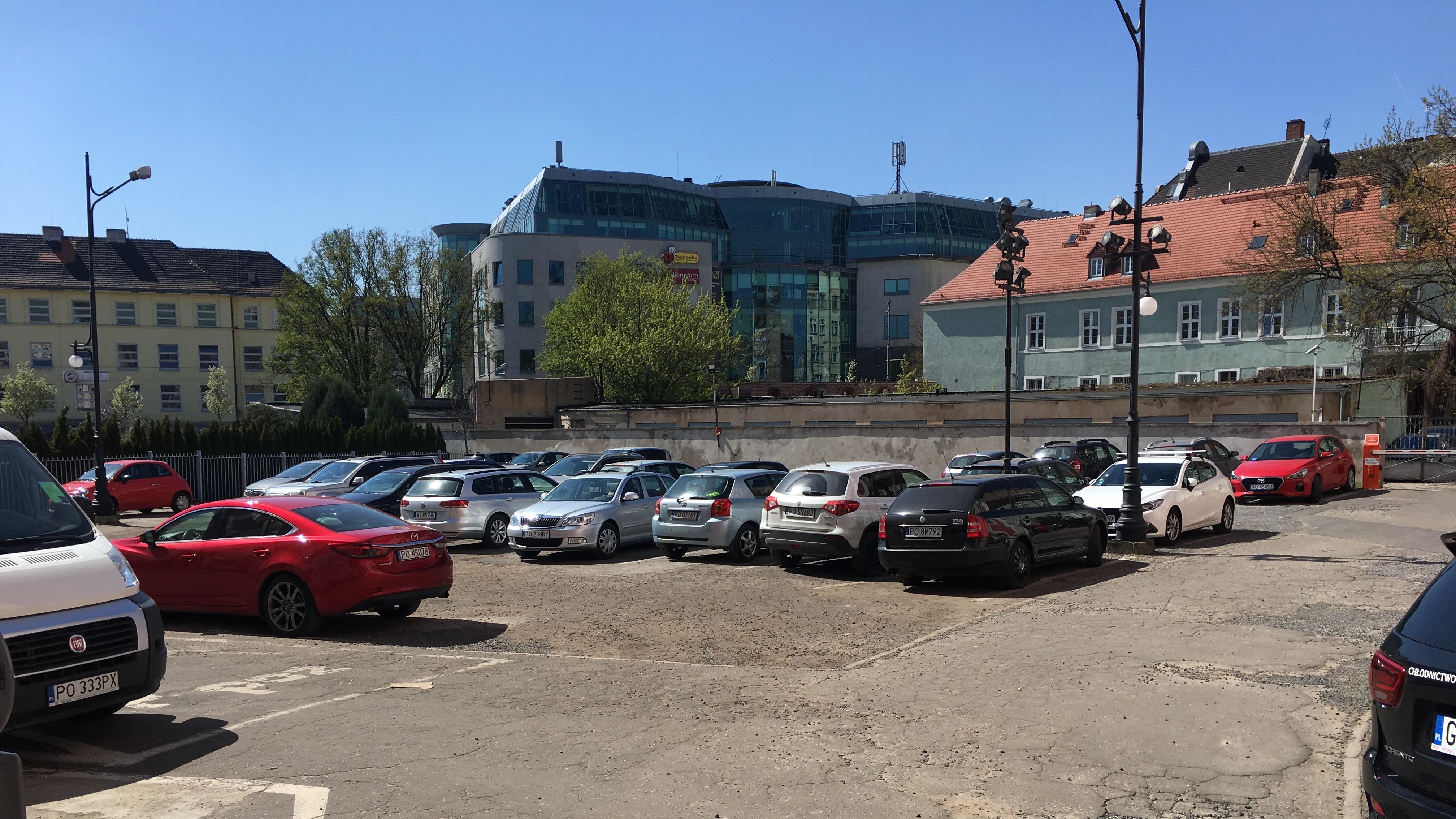 parking UMP - Adam Michalkiewicz