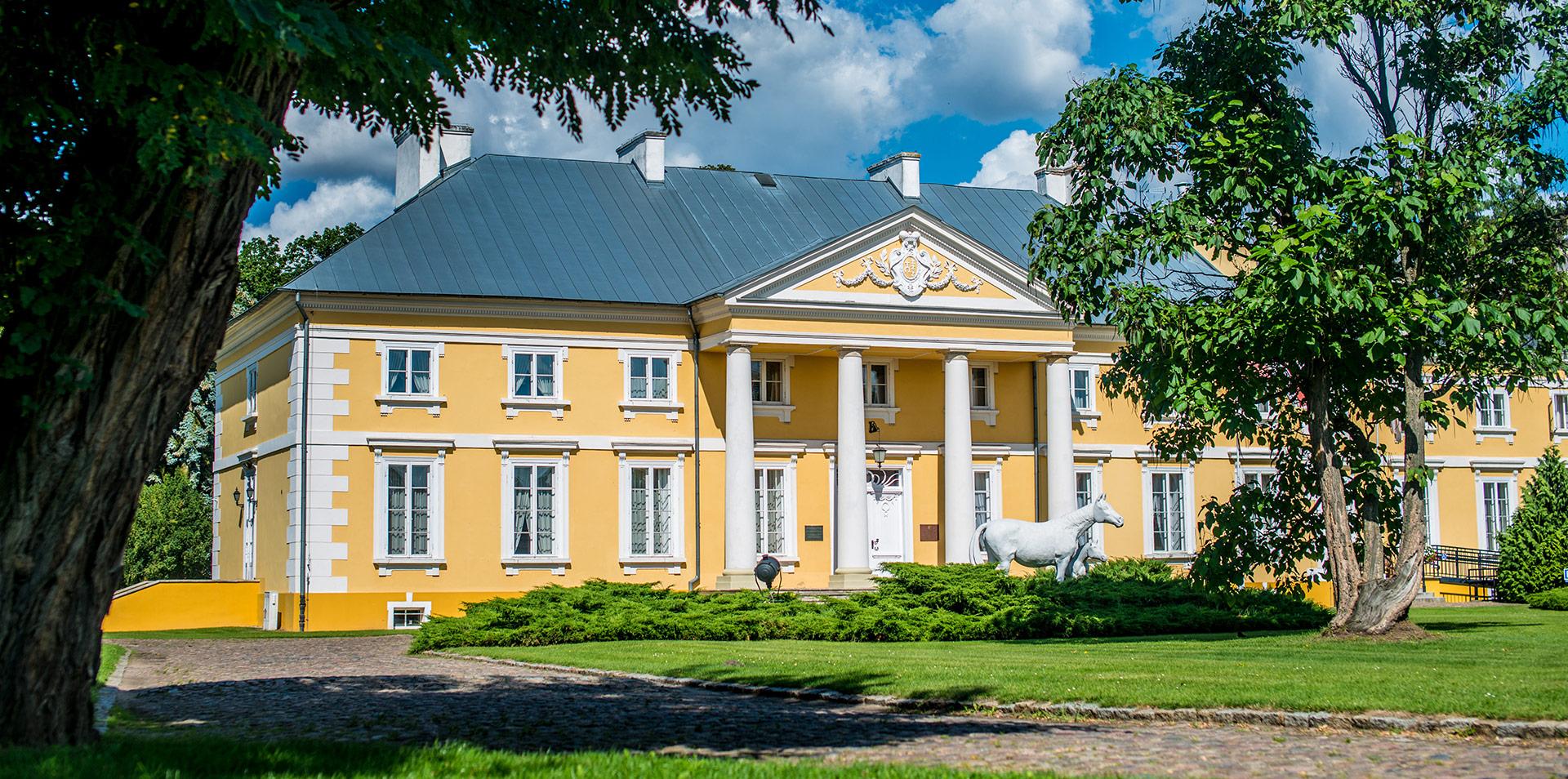 Pałac Racot - racot.pl