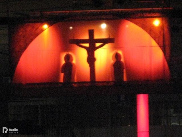 kościół krzyż msza - Radio Poznań