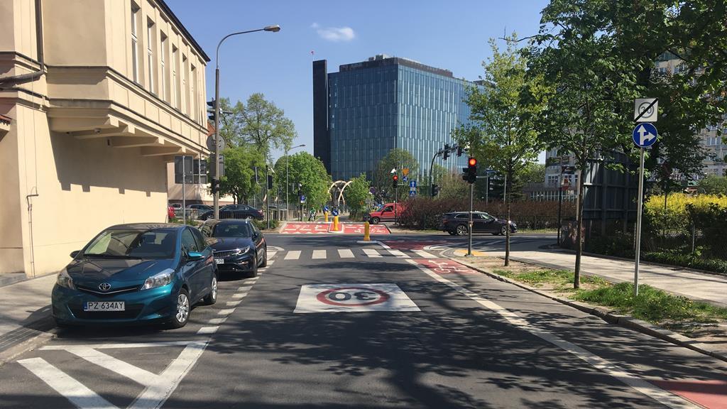 solna kamera rower rowery światła sygnalizacja automatyczna - Adam Michalkiewicz