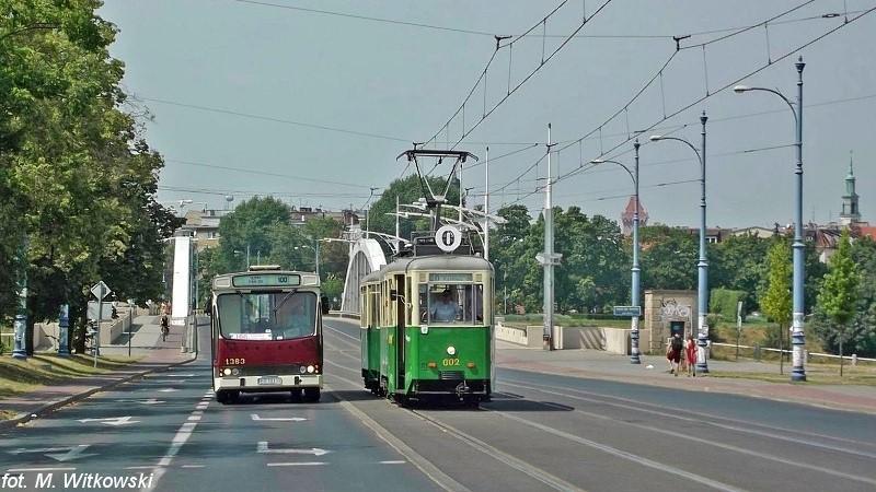 linie turystyczne ponań - MPK Poznań/M. Witkowski