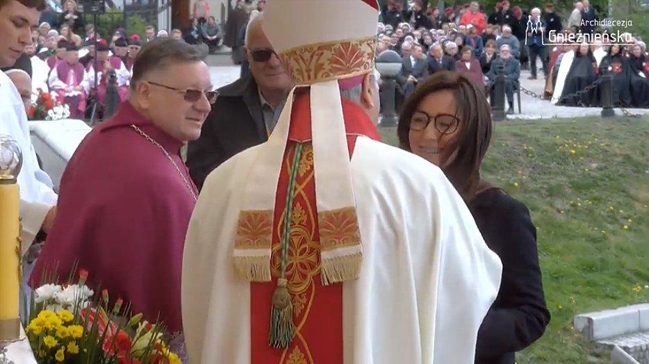 odebrali w Gnieźnie krzyże misyjne - Archidiecezja Gnieźnieńska