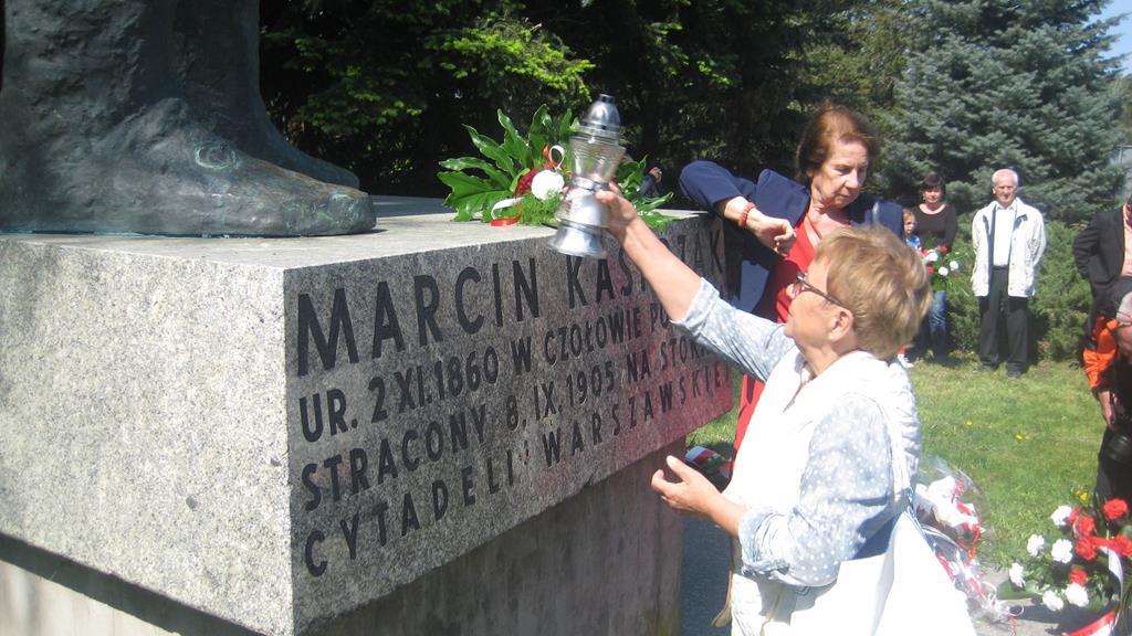 człowo pomnik ruchu robotniczego marcina kasprzaka - Rafał Regulski