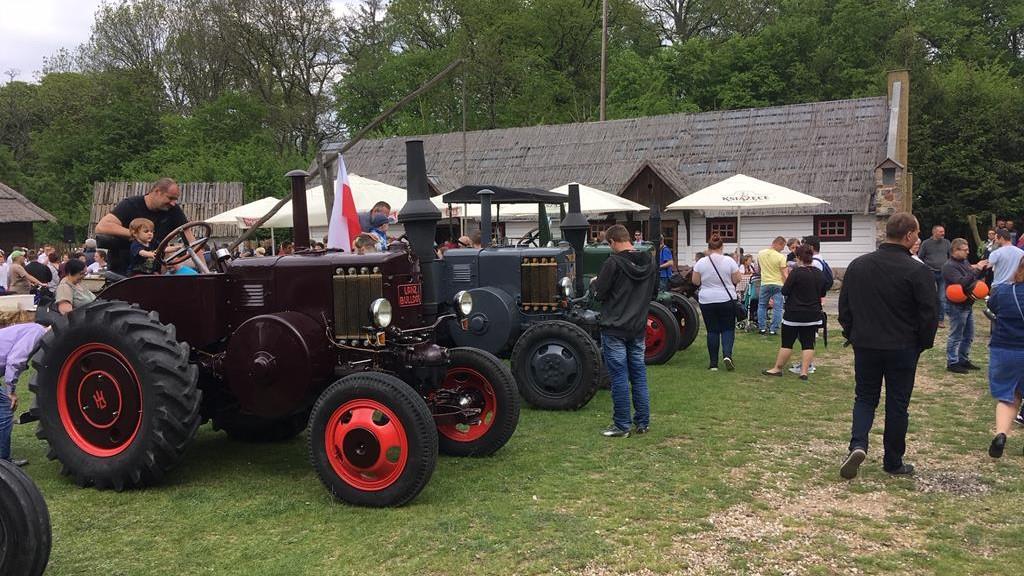 V Traktorowy Zajazd cichowo - Jacek Marciniak