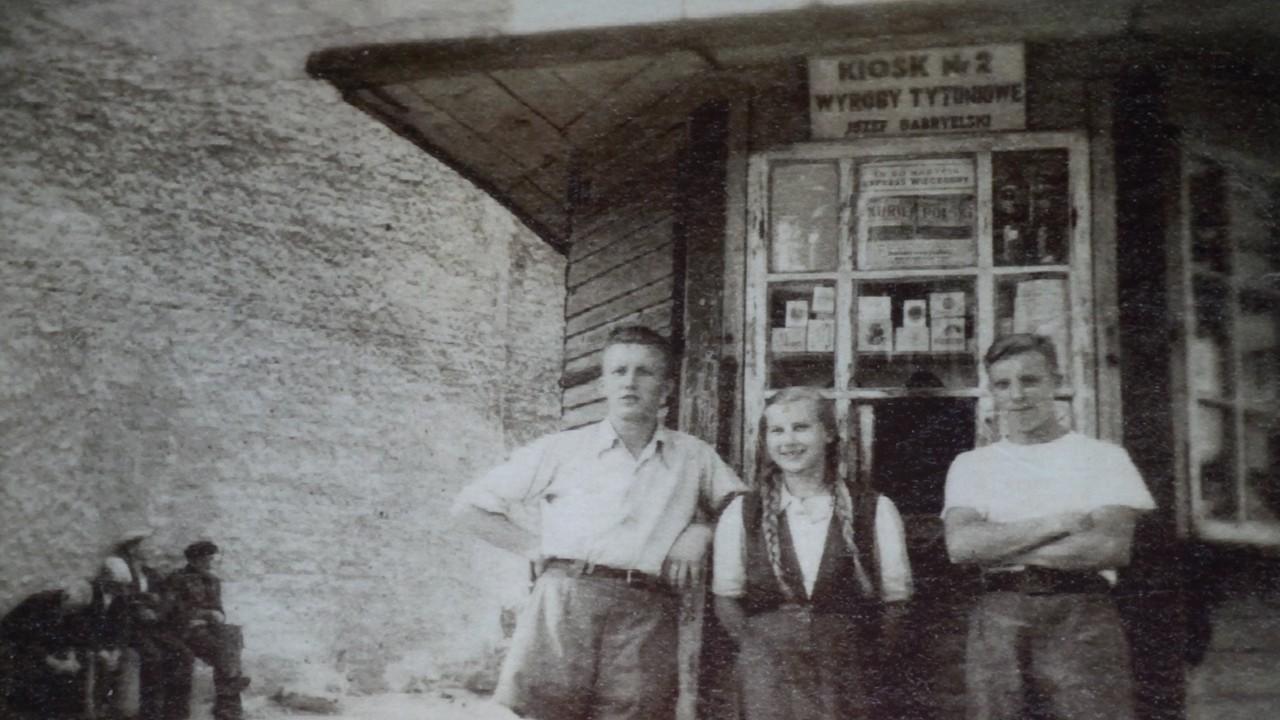 głos koła gazeta kiosk - Sławomir Zasadzki