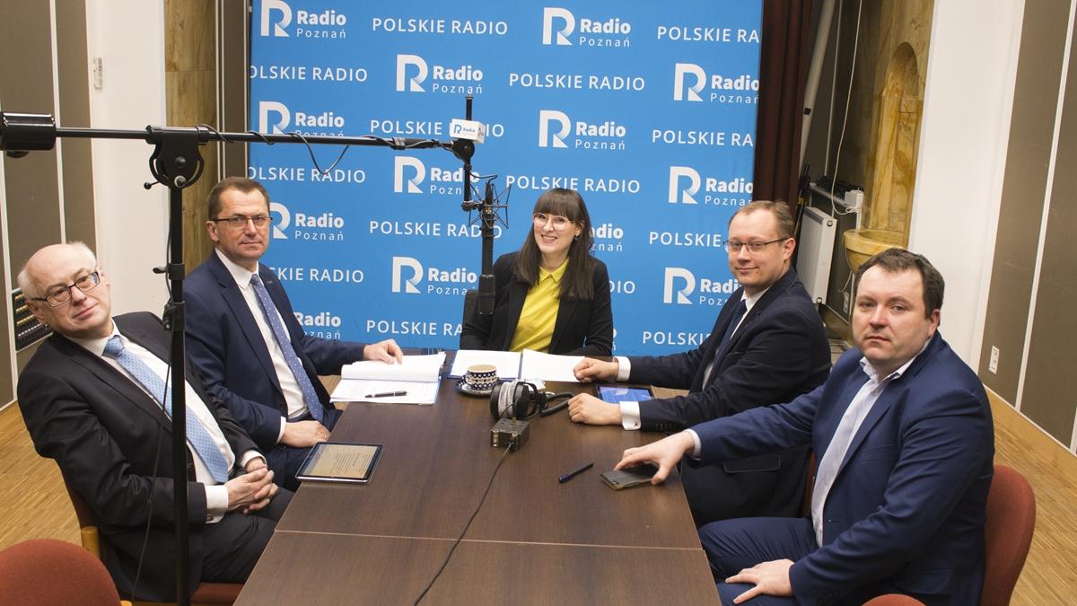 Debata w Radio Poznań - Kacper Witt - Radio Poznań