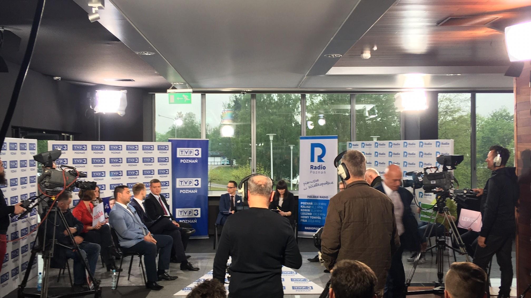 debata Piła - Przemysław Stochaj