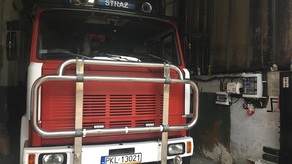 straż pożarna w kole  - Sławomir Zasadzki
