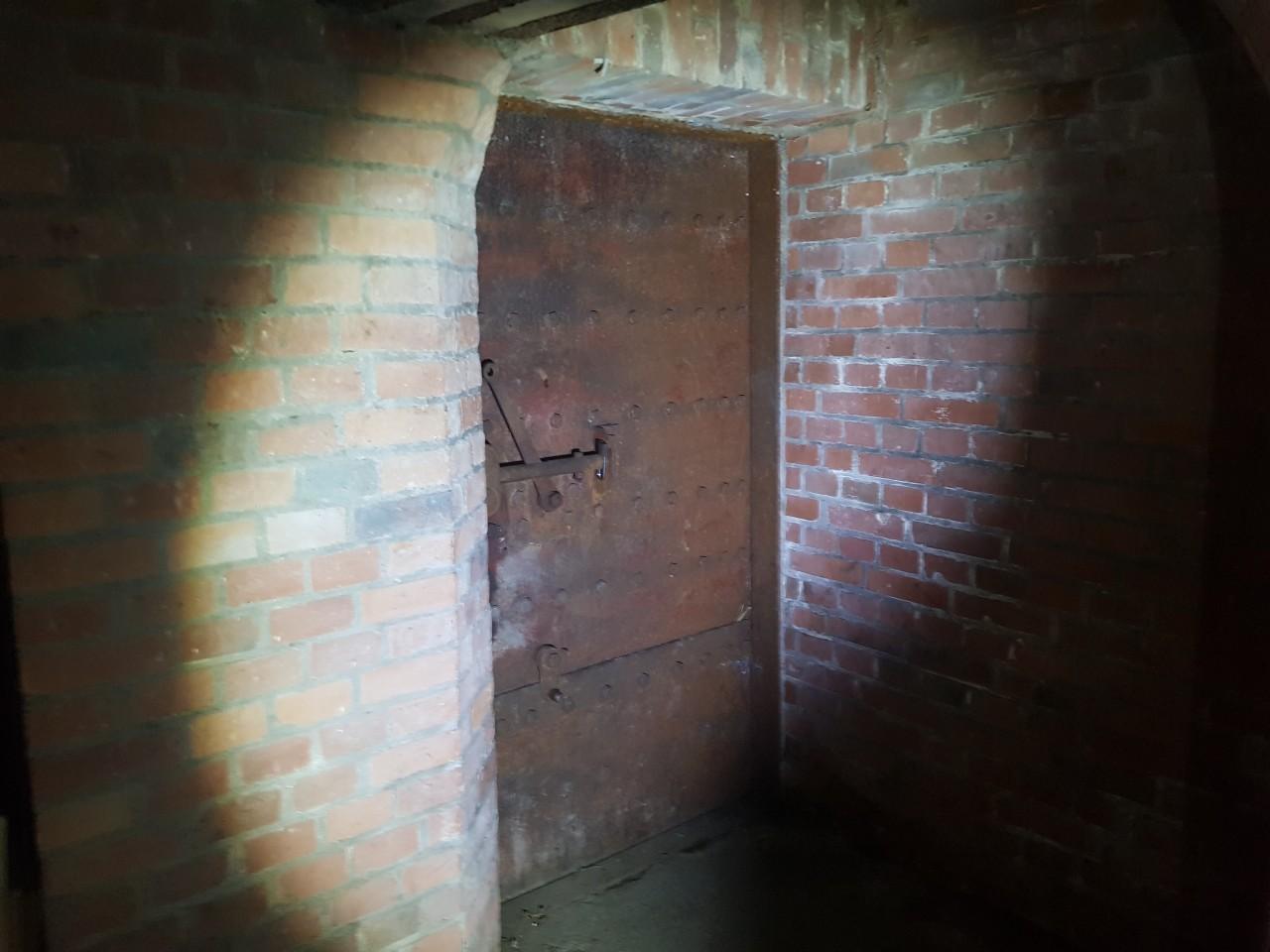 drzwi fort zabytek - Hubert Jach - Radio Poznań