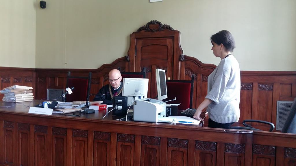 spr Ewy Tylman grzywna  - Magda Konieczna