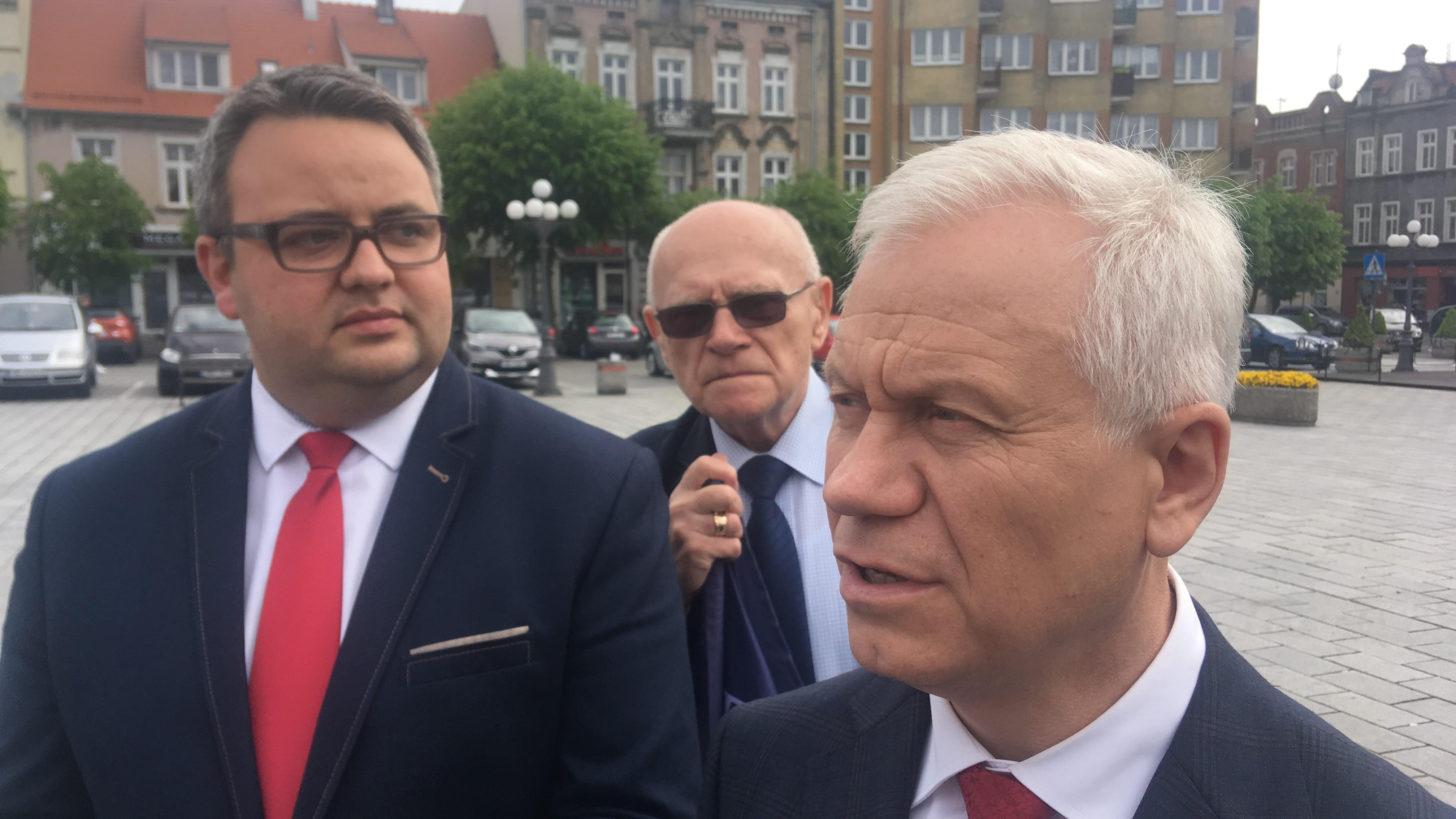 Marek Jurek we Wrześni - Rafał Regulski