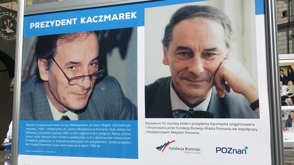 Wojciech Szczęsny-Kaczmarek został upamiętniony - Jacek Butlewski
