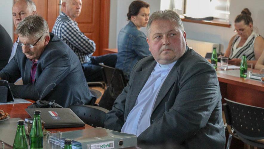 ks. Hieronim Szczepaniak -  Z arch. ks. Hieronima Szczepaniaka