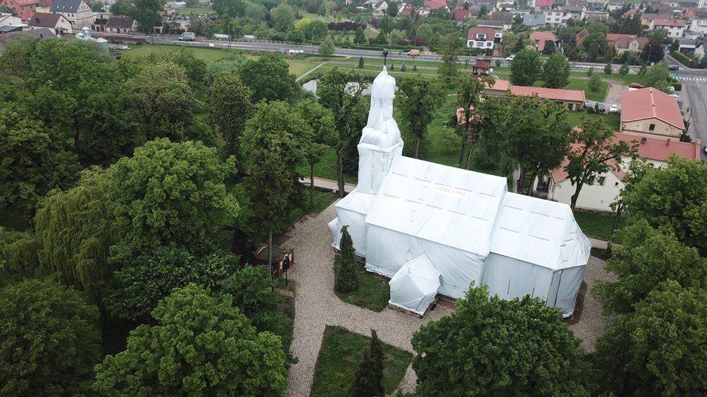 kościół w granowie fumigacja - www.granowo.archpoznan.pl