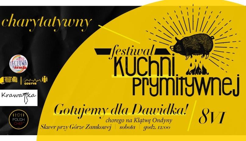 kuchnia prymitywna festiwal - GOK Gostyń