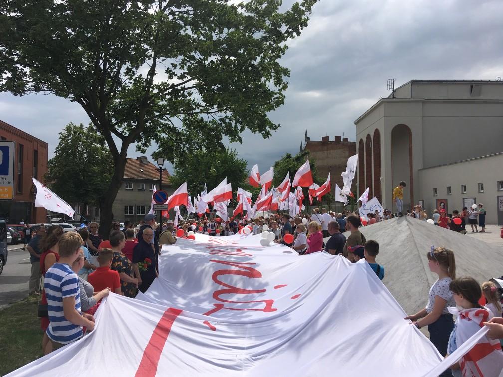 marsz życia gniezno - Rafał Muniak