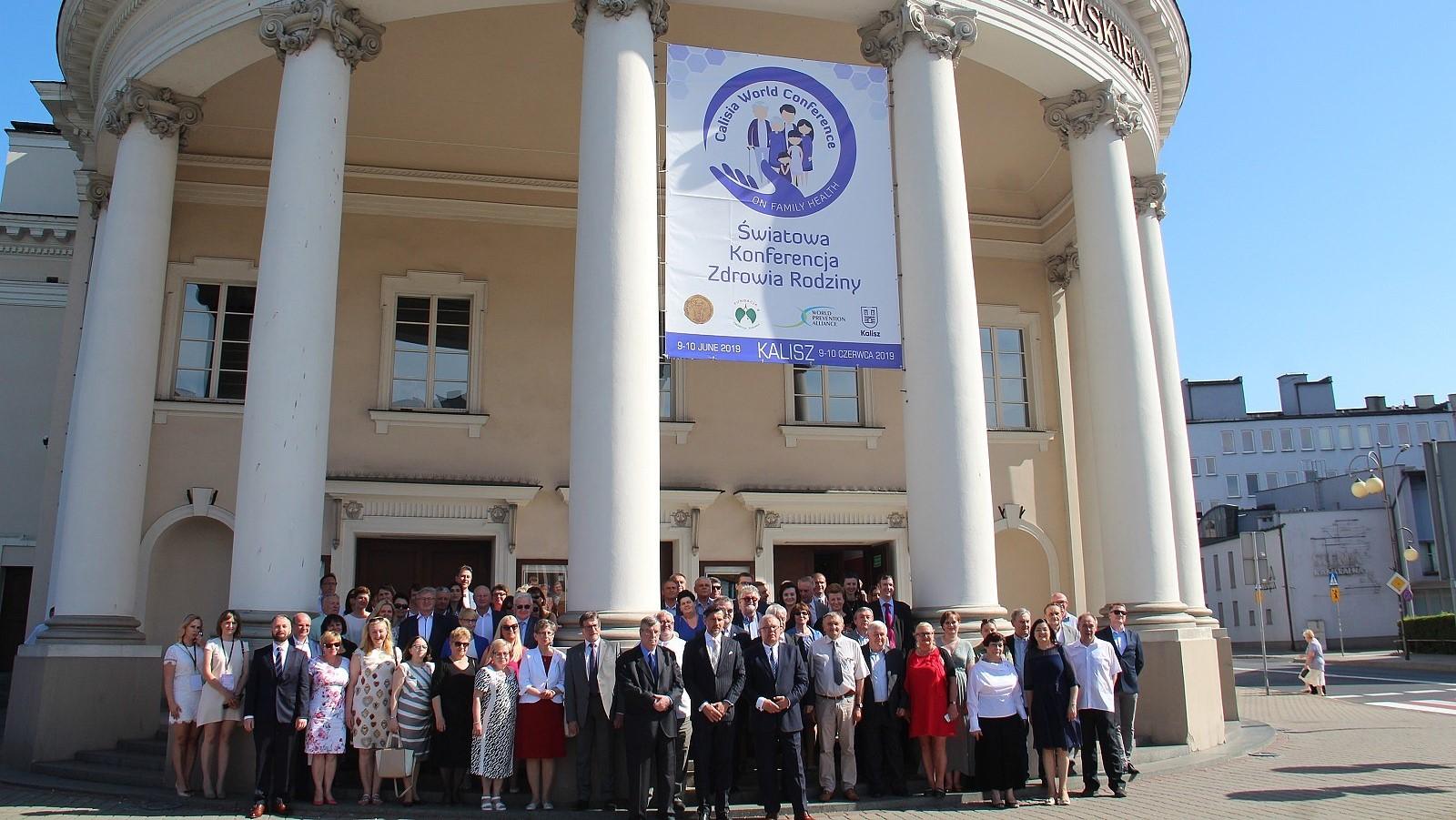 Inauguracja Światowej Konferencji Zdrowia Rodziny - Kalisz.pl
