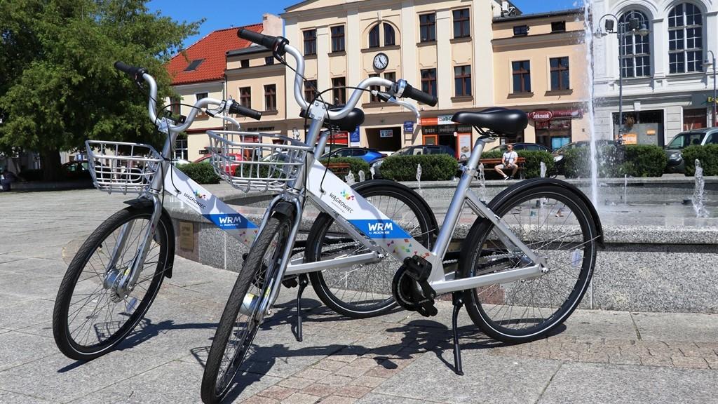rowery miejskie Wągrowiec - www.wagrowiec.eu