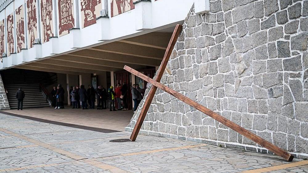 kościół św Kolbego - Sławomir Zasadzki