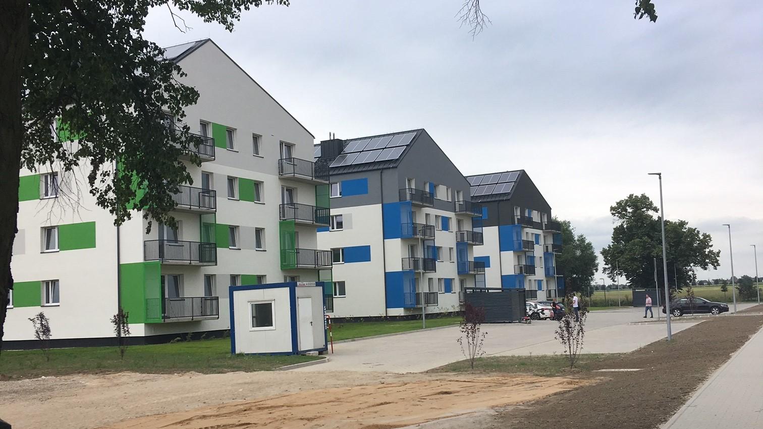 nowe bloki leszno gminne towarzystwo budownictwa społecznego - Jacek Marciniak