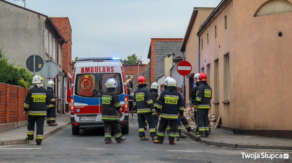 wybuch Zagórów  - www.twojaslupca.pl