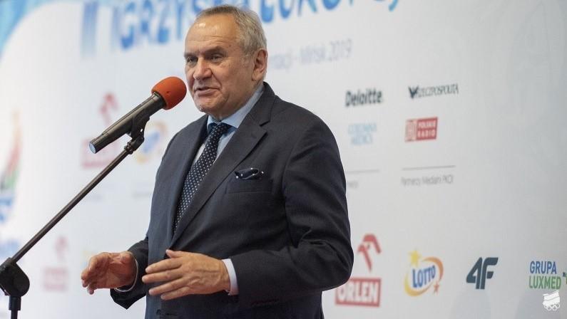 Andrzej Kraśnicki PKOL - www.olimpijski.pl/Szymon Sikora