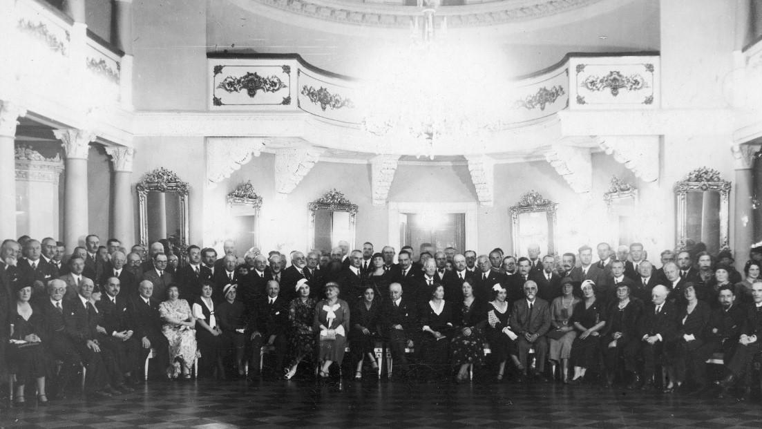 VII Międzynarodowy Kongres Historyków w Warszawie - Narodowe Archiwum Cyfrowe