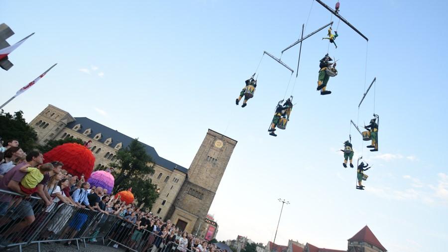 Malta festival 2019 parada - Wojtek Wardejn