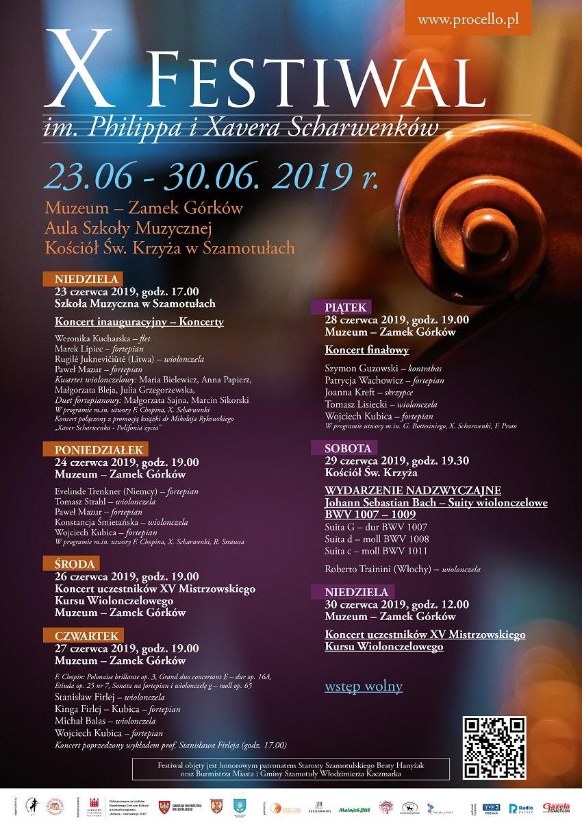 plakat szamotuly 19-5 - Materiały prasowe