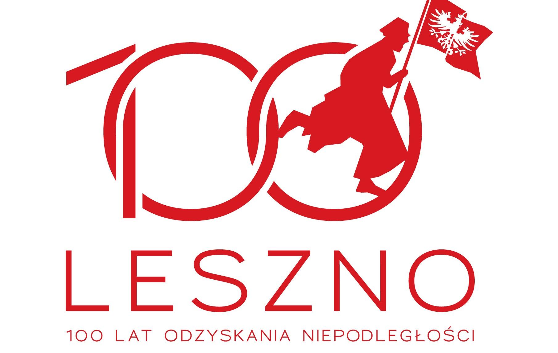 100_LAT_LESZNO_logo - UM Leszno