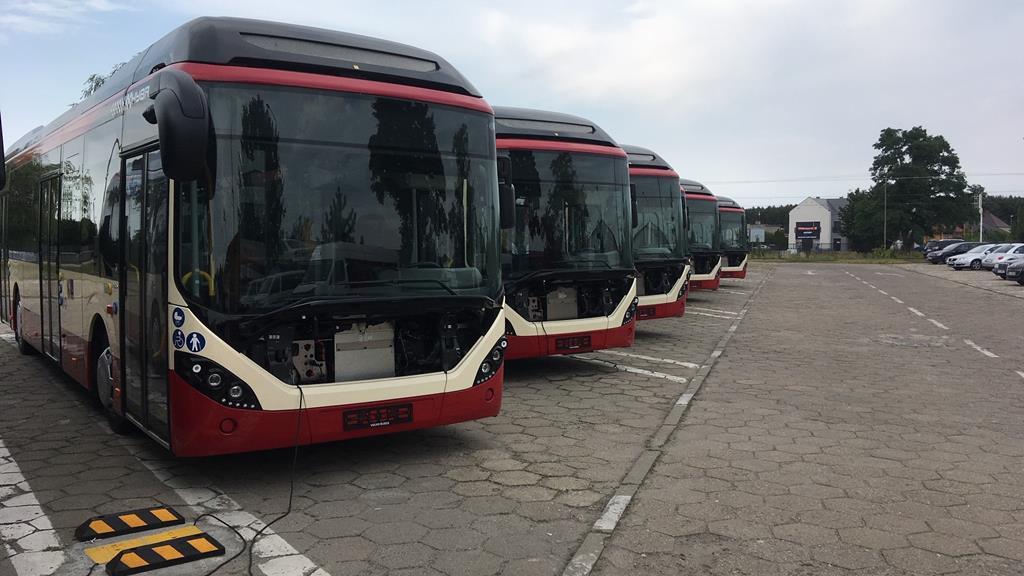 nowe autobusy hybrydowe leszno - Jacek Marciniak