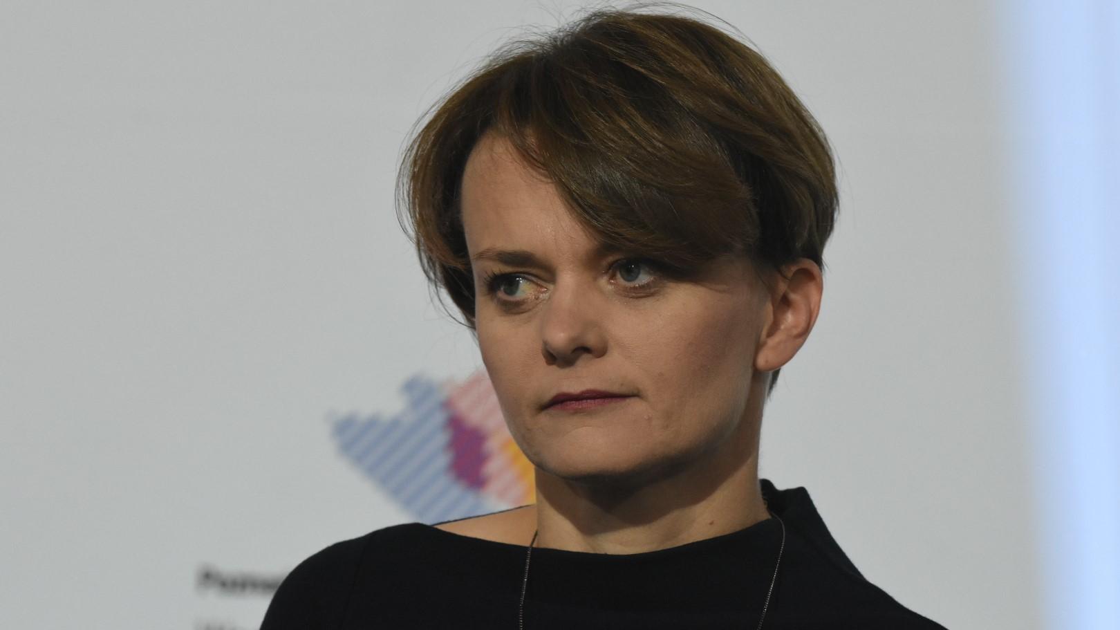 Jadwiga Emilewicz  - Wojtek Wardejn