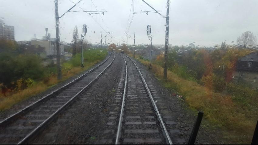 poznań piła linia kolejowa wyremontowana oborniki - Michał Jędrkowiak