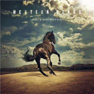 Bruce Springsteen, Western Stars - Okładka