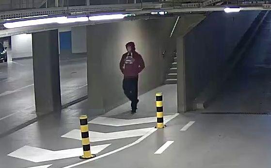 złodziej maserati 1 - KWP Poznań