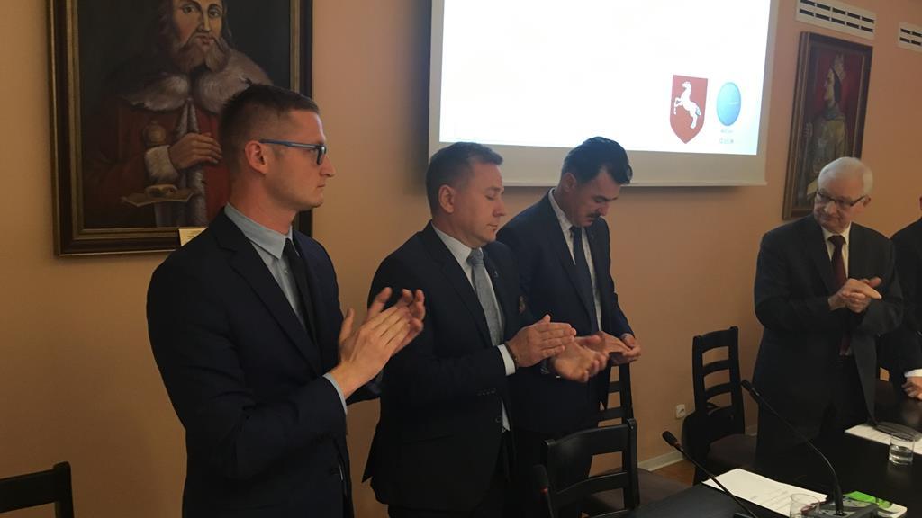 Wiesław Steinke składa dymisję z przewodniczącego rady miasta konin - Sławomir Zasadzki