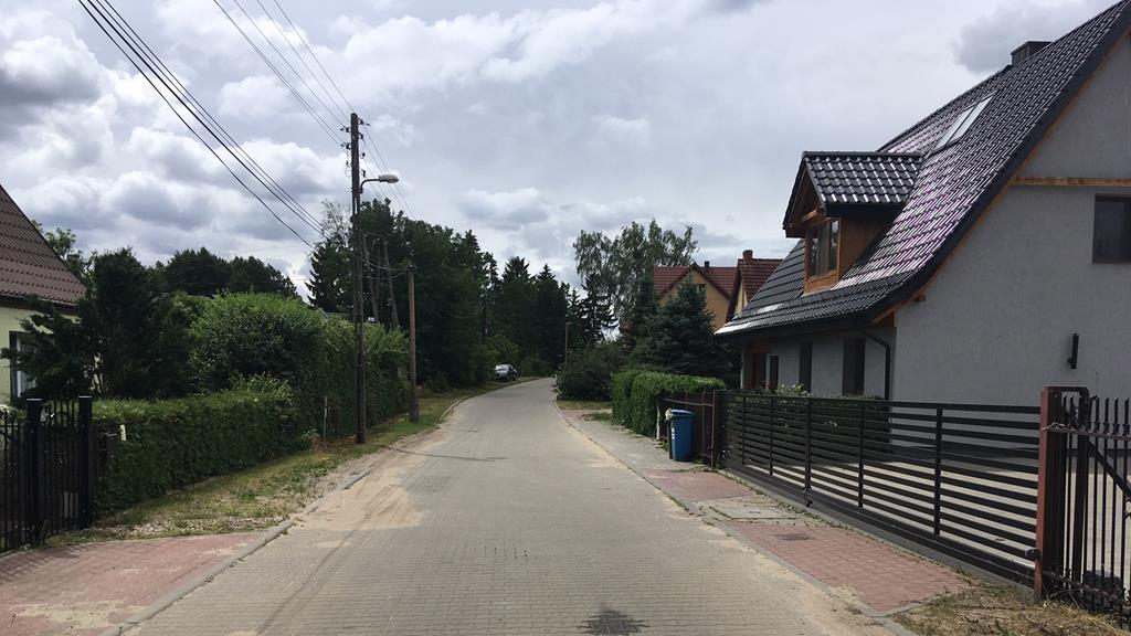 hurtownia owoców w pile ulica pogodna - Przemysław Stochaj